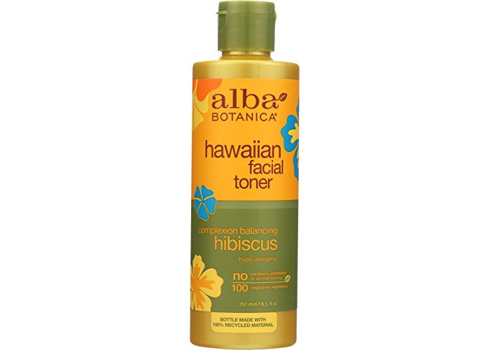 Alba Botanica Hawaiian, Hibiscus Facial Toner, 8.5 Ounce by Alba Botanica - 1