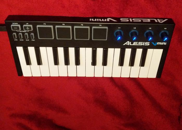 Alesis mini keyboard - 1