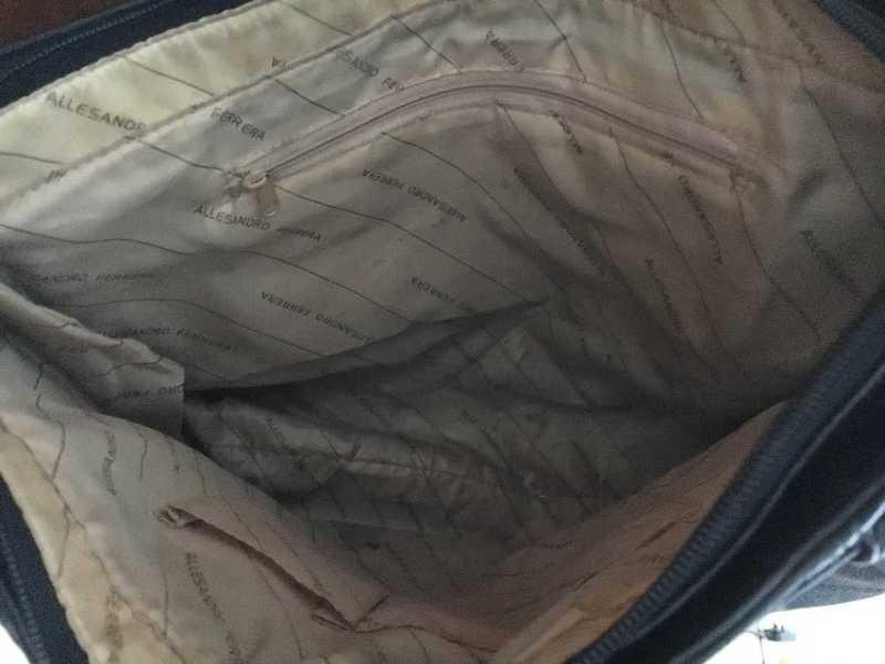Alessandro Ferrera Shoulder Bag - 1