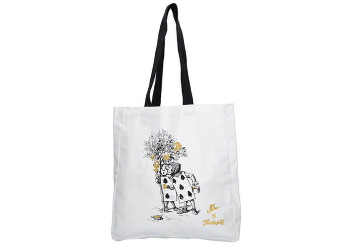 Alice In Wonderland The Gardeners Shopper Bag - 1
