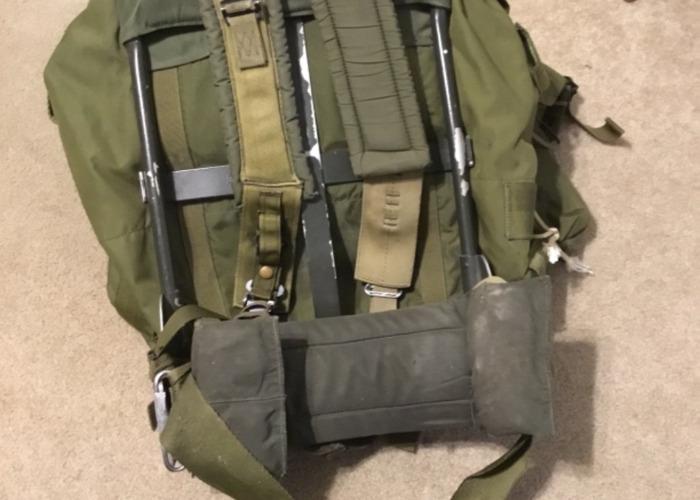 ALICE pack rucksack backpack - 1