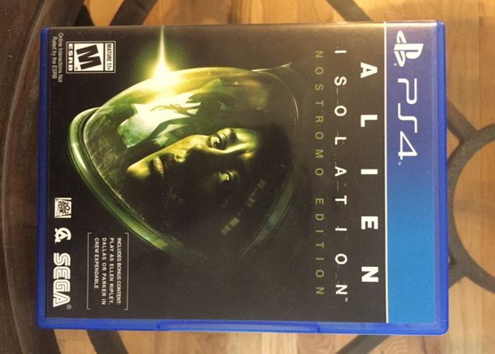 Alien: Isolation - Playstation 4 - 1