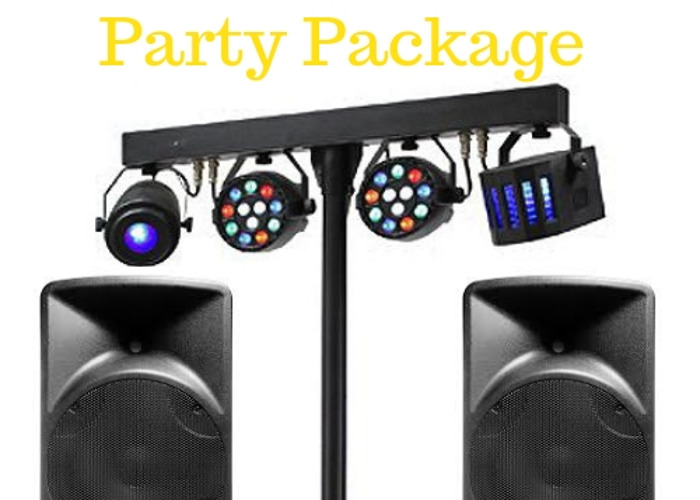 ALL IN ONE PARTY PACKAGE  - 1