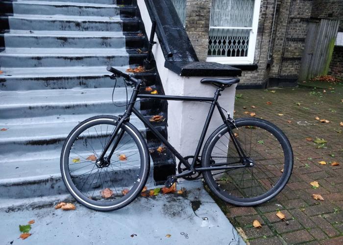 Lightweight single-speed bike - 1