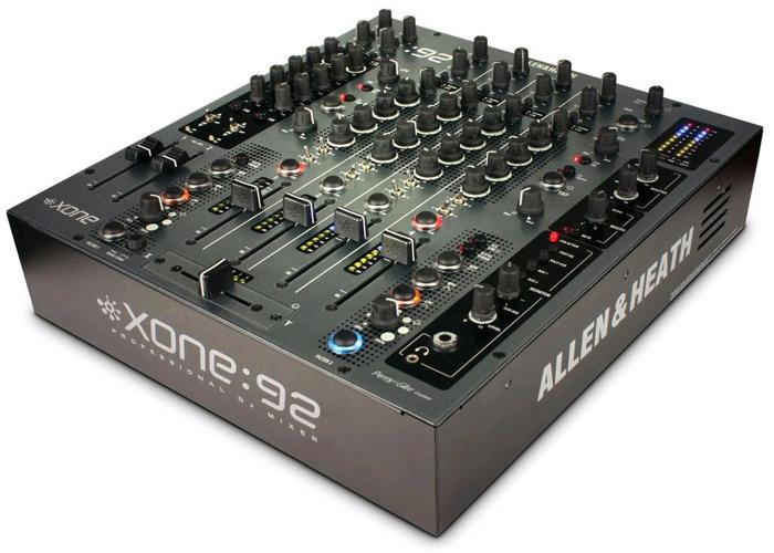 Allen & Heath Xone 92 (Graphite) - 1