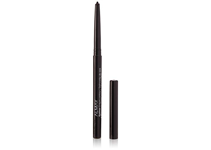 Almay Eyeliner Pencil, Black 205 0.01 oz by AB - 1