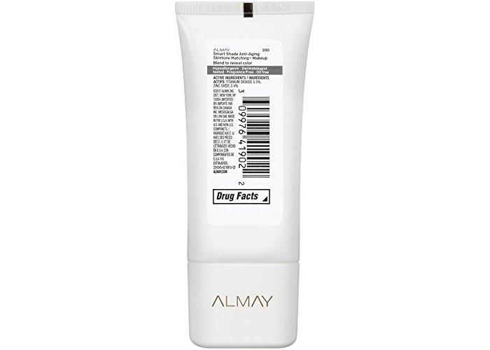 Almay Smart Shade Anti-Aging Skintone Matching Makeup 200 - 2