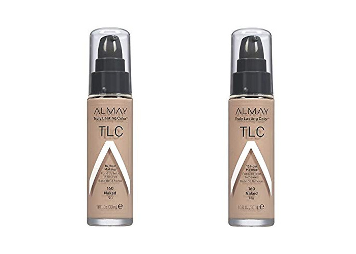 Almay TLC Truly Lasting Color 16 Hour Makeup - 160 Naked