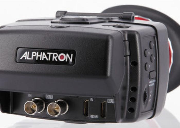 AlphatronEVF-035W-3G Viewfinder - 2