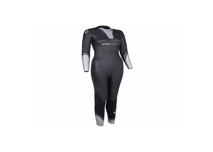 Alpkit Medium Wetsuit - ideal for swimming - 1