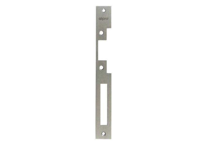 ALPRO AL110 Series Sash Lock Faceplate - Euro - 1