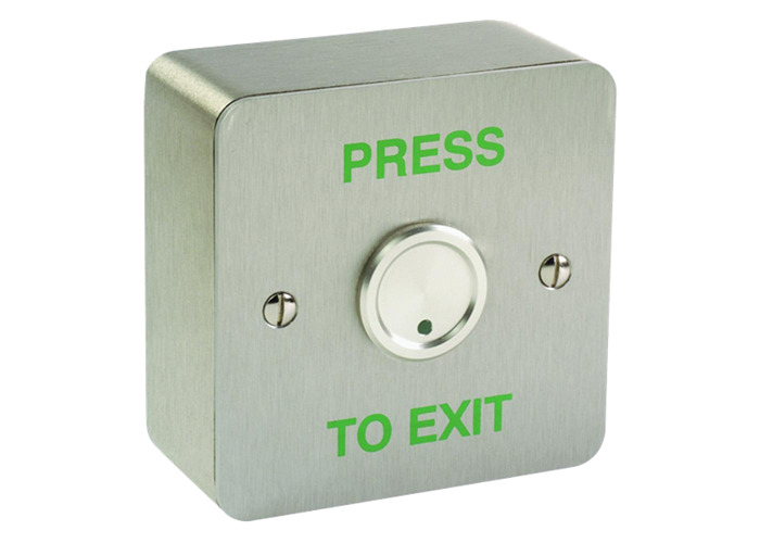 ALPRO Waterproof Exit Button - 1 Gang - 1