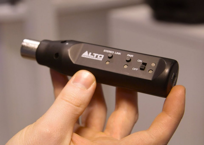 Alto Bluetooth Total XLR Bluetooth Receiver (Pair) - 2