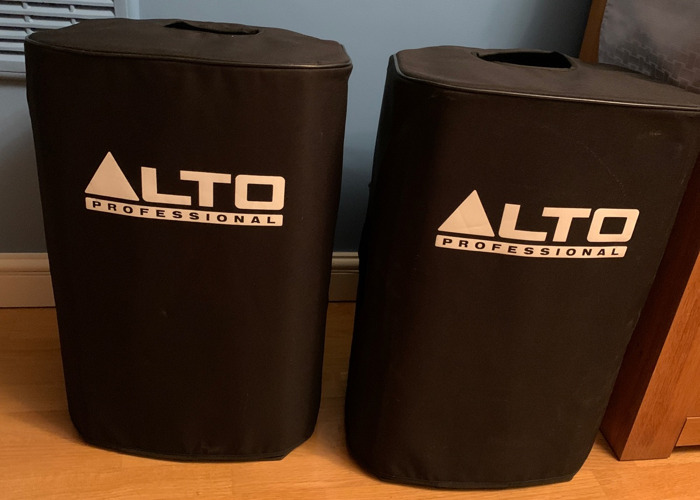 "Alto TS212 Active 12"" PA Speakers - 2"