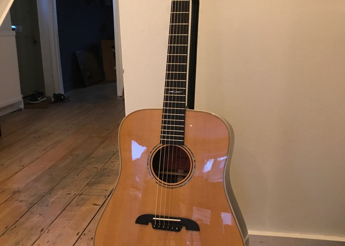 Alvarez Dreadnought acoustic guitar - 1