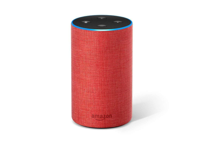 Amazon Echo 2nd Generation Smart Home Assistant - Limited Red Edition - 1