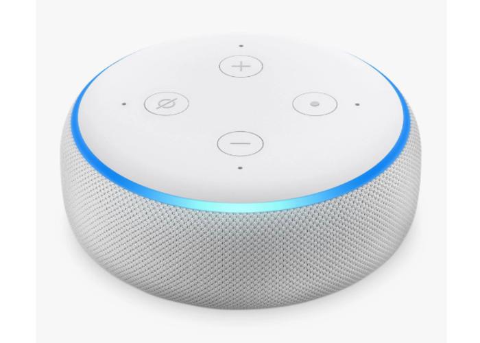 Amazon Echo Dot Smart Speaker - Wireless - Sandstone - 2