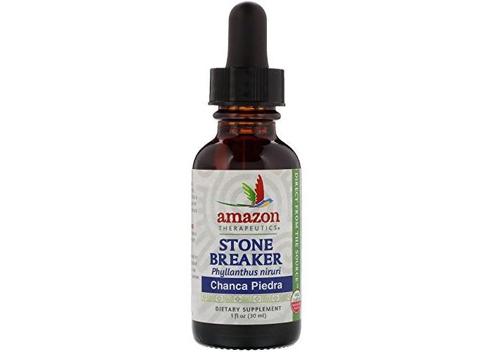 Amazon Therapeutic Chanca Piedra Liquid 30ml - 1