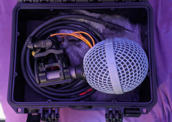 Ambisonic Microphone Reynolds A-Type4 - 2