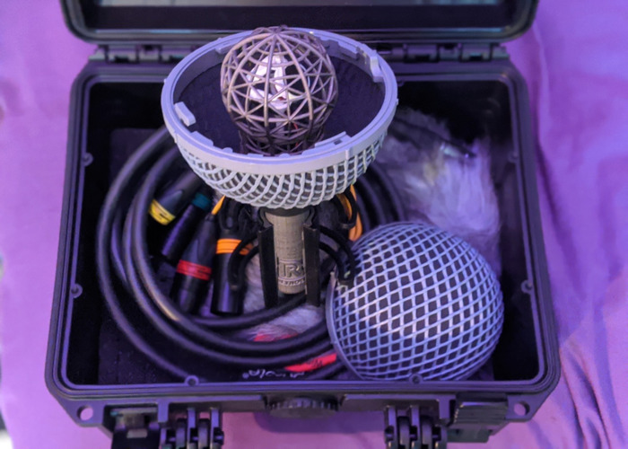 Ambisonic Microphone Reynolds A-Type4 - 1