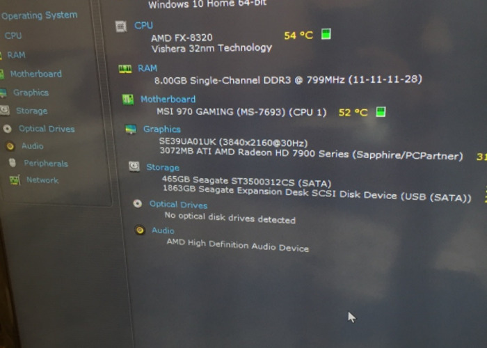 Amd gaming desktop computer - 1