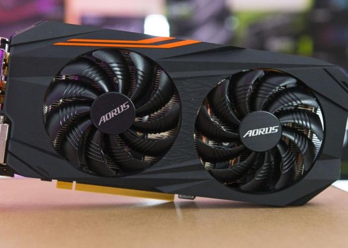 AMD Radeon RX 570 Graphics Card (Gigabite). GPU - 2