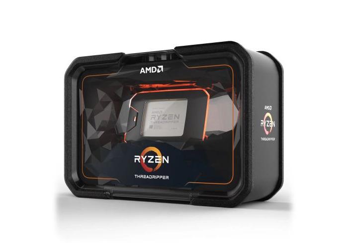 AMD Ryzen Threadripper 2 2990WX, TR4, 3.0GHz (4.2 Turbo), 32-Core, 250W, 80MB Cache, 12nm, No Graphics, NO HEATSINK/FAN - 1