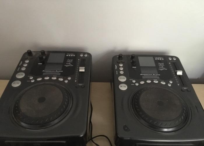 American Audio CDI 300 (Pair) - 1