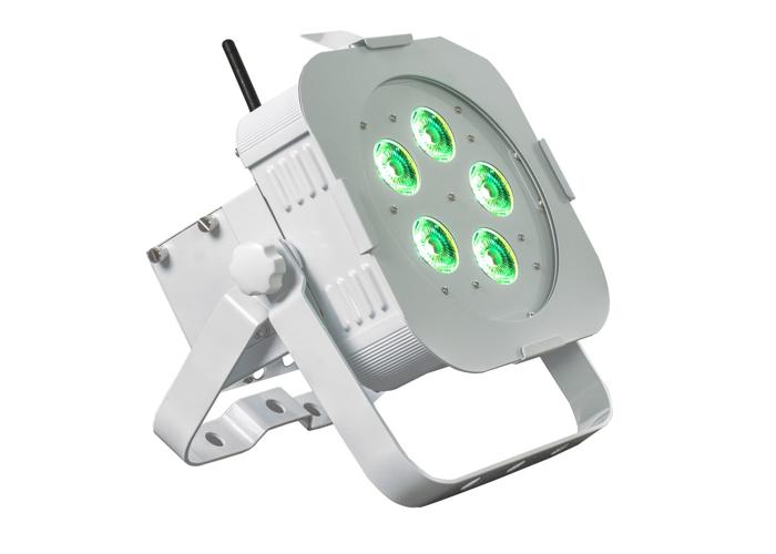 American DJ Wifly Battery lights - 1