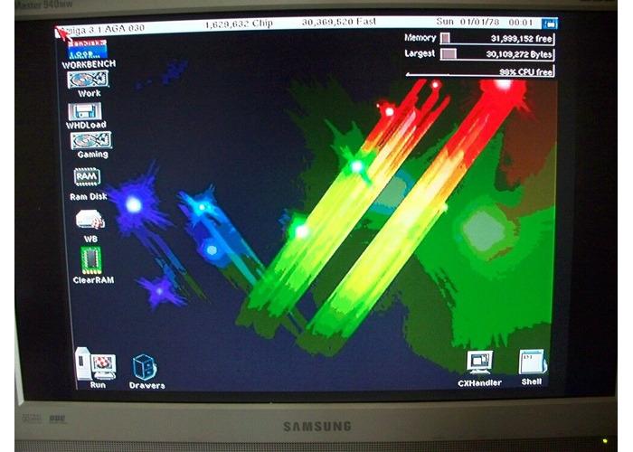 Buy Amiga 1200 16GB 3 1AGA install License CF CARD ONLY  Whdload
