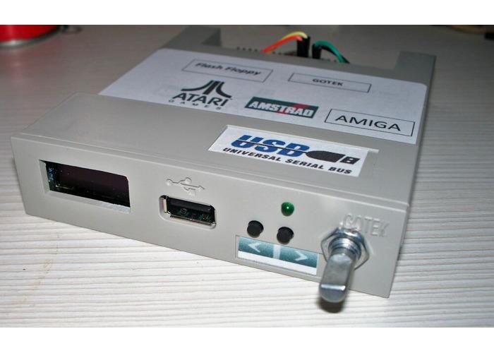 Buy Amiga/Atari ST/Amstrad CPC/GOTEK FLASH FLOPPY OLed