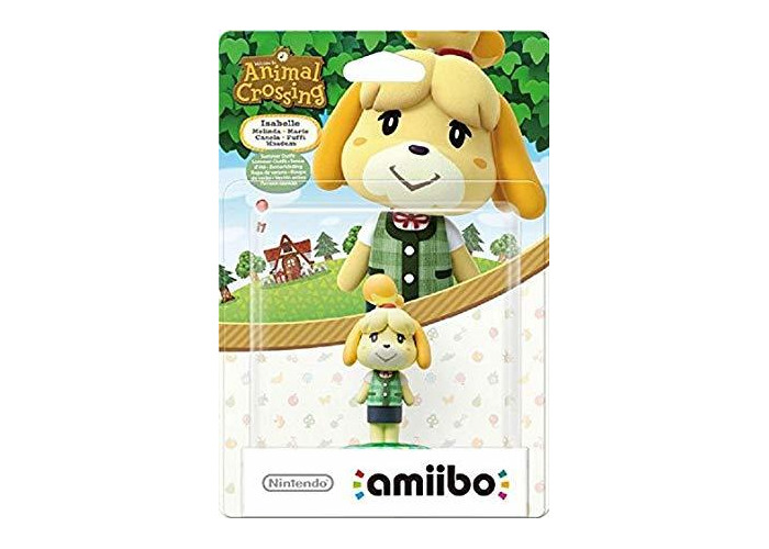 Amiibo Animal Crossing Isabelle Summer Outfit - 1