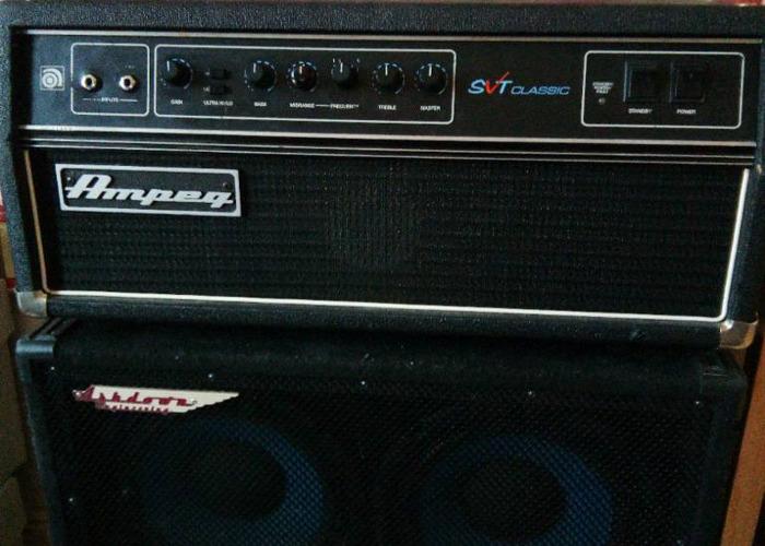 Amp SVT CL  - 1