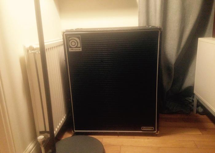 Ampeg Bass Cabinet SVT-410HLF 4x10 - 1
