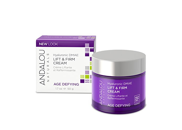 Andalou Hyaluronic DMAE Lift and Firm Cream 50 ml - 1