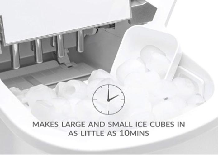 Andrew James Ice Maker Machine | Ice in 10min! - 2