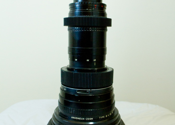 Angeinuex 25-250mm T3.9 - 2