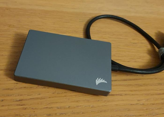 Angelbird CFast card reader - 1