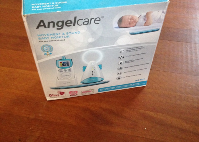 Angelcare movement and sound baby monitor - 1