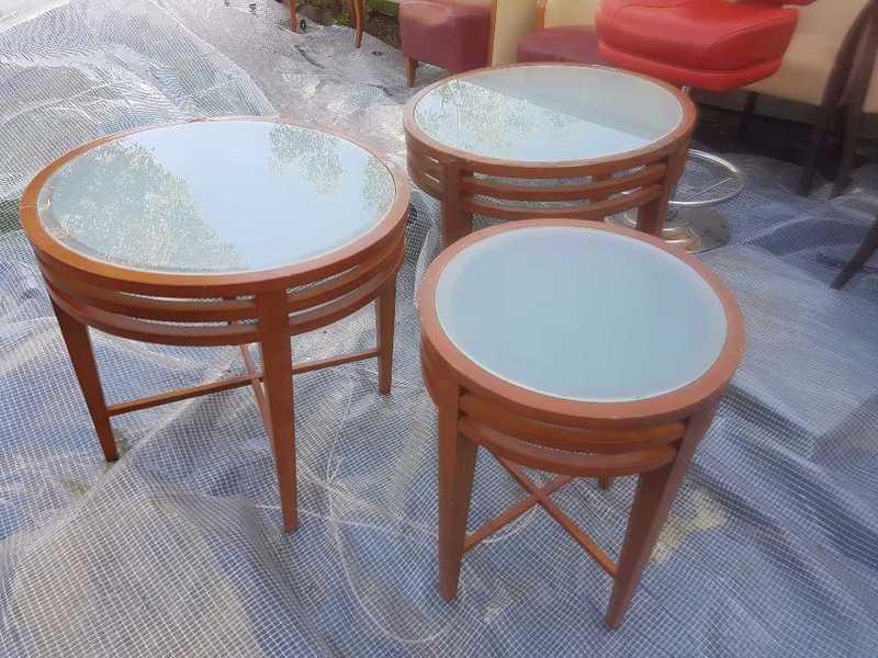 Antique retro tables  - 1