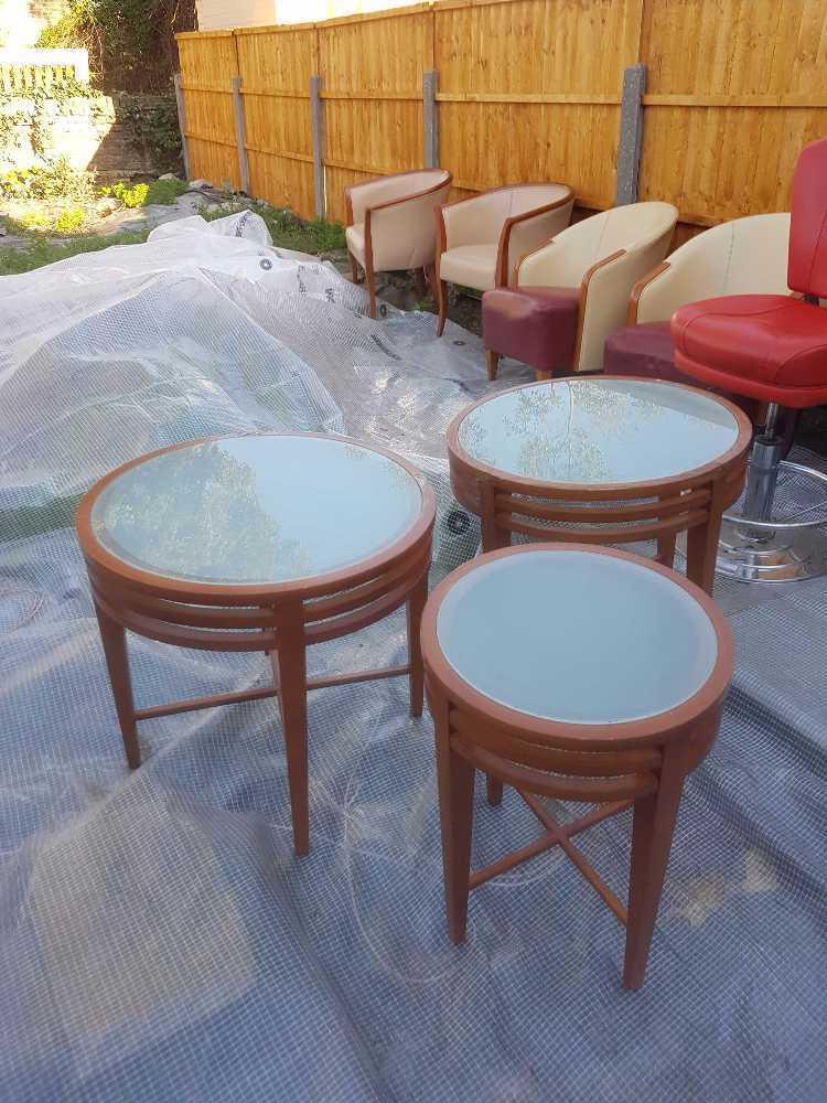 Antique retro tables  - 2