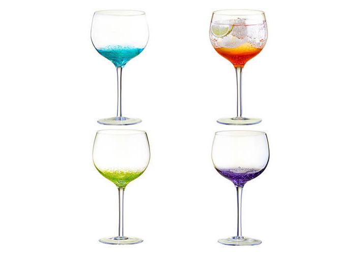 Anton Studio Designs Set of 4 Fizz Gin Glasses - 2