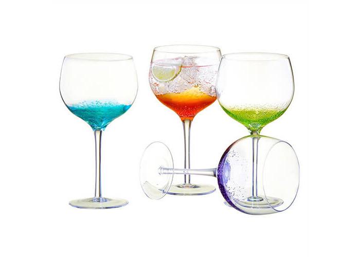 Anton Studio Designs Set of 4 Fizz Gin Glasses - 1