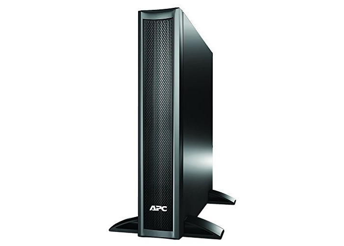 APC Smart-UPS SMX - SMX48RMBP2U - External Battery Pack (48V, Rack/Tower) - 1