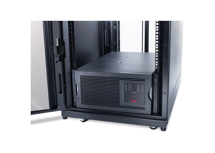 APC (SUA5000RMI5U) Smart Uninterruptible Power Supply 5000VA / 4000 Watt Rack Mountable - 2