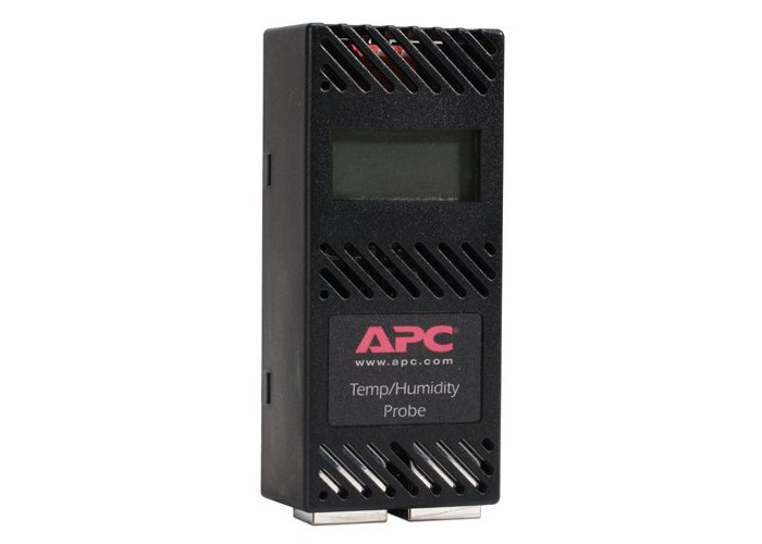 APC Temperature & Humidity Sensor with Display - AP9520TH - Security and Environmental Monitoring - 2