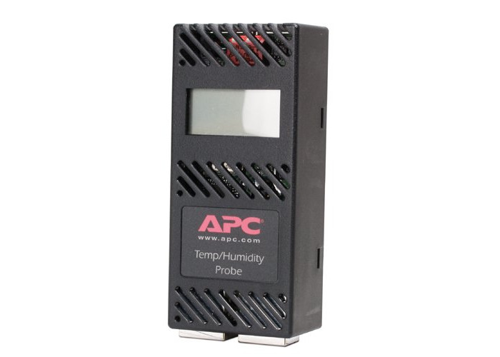 APC Temperature & Humidity Sensor with Display - AP9520TH - Security and Environmental Monitoring - 1
