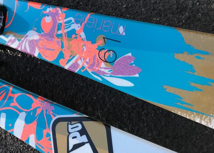 APO Ski 160cm - 1