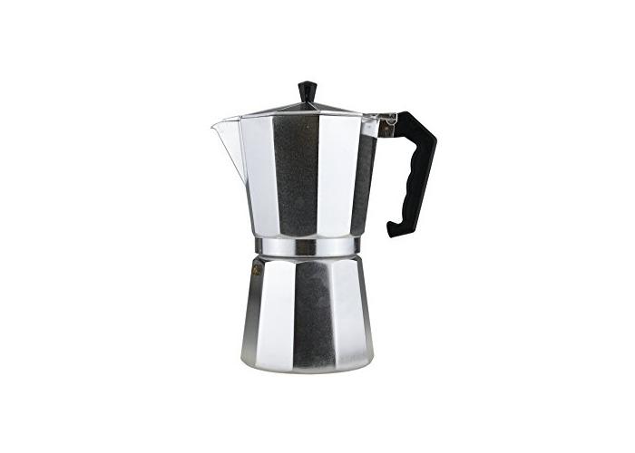 Apollo 700 ml 12-Cup Coffee Maker, Silver, 27x12x28 - 1