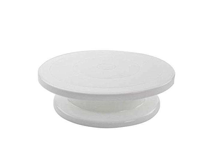 Apollo Housewares 1283 Apollo Cake Turntable 28cm, Plastic - 1